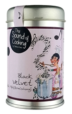 Bild von Gewürzlinie *The Sound Of Cooking*  BLACK VELVET