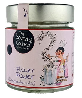 Bild von Gewürzlinie *The Sound Of Cooking*  FLOWER POWER