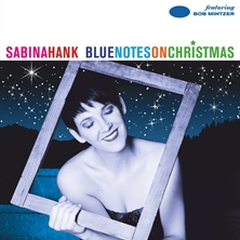Bild von Sabina Hank *BLUE NOTES ON CHRISTMAS*  CD