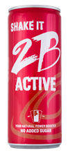 Bild von 2B ACTIVE - YOUR NATURAL POWER BOOSTER - 250ml